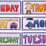 дни недели