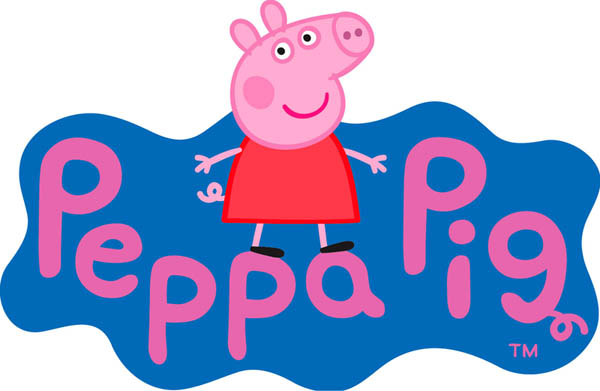 Peppa Pig - Мультфильм из детских рисунков