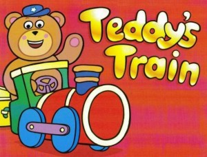 teddy's train