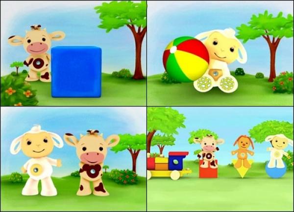 Tiny Love - Мультфильм на английском для самых маленьких