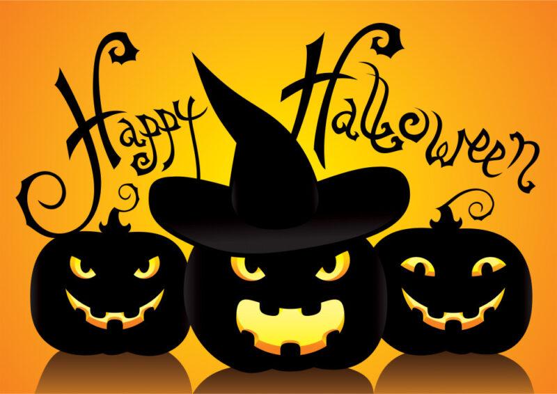 8 веселых песен для Хэллоуина