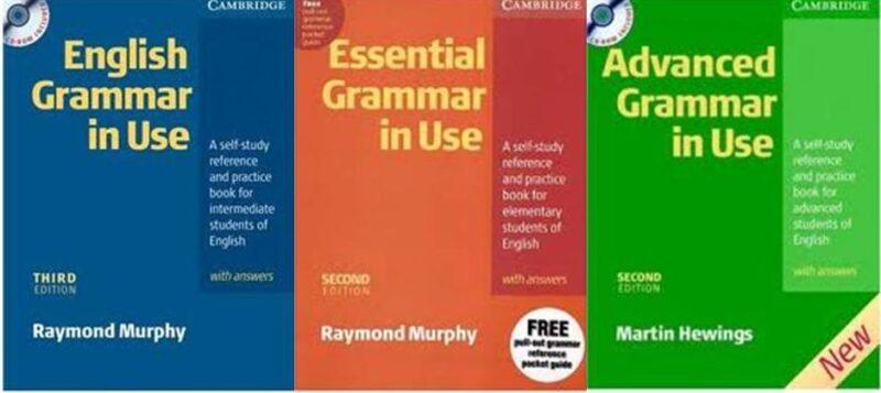 English Grammar in Use от R.Murphy - Легендарная грамматика английского языка