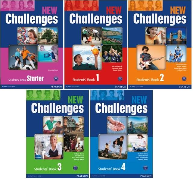 Challenges - дополнительный УМК по английскому для школьников