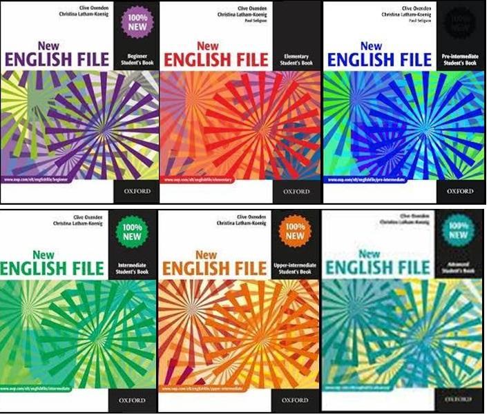 New English File - отличный УМК для детей и взрослых