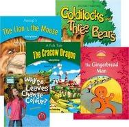 20 адаптированных книг на английском для детей