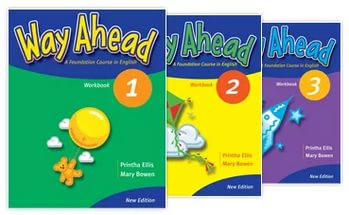 Way Ahead - отличный УМК для маленьких полиглотов