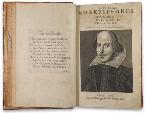 шекспир сонеты