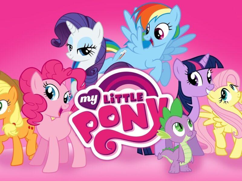 My Little Pony на английском