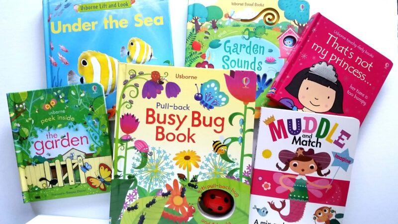 Читаем английские книги детям: 12 советов для мам