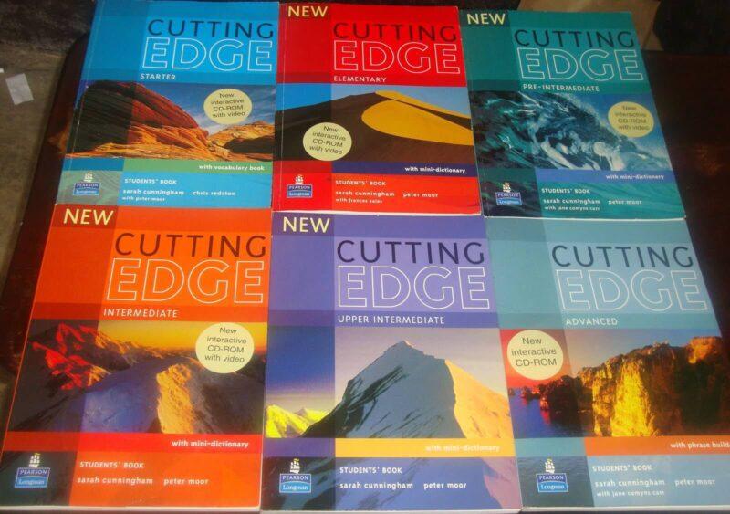 Cutting Edge и New Cutting Edge — английский для молодежи