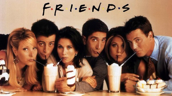 friends сериал