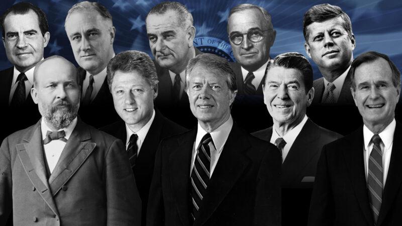 ВСЕ президенты США: список, биография, карточки