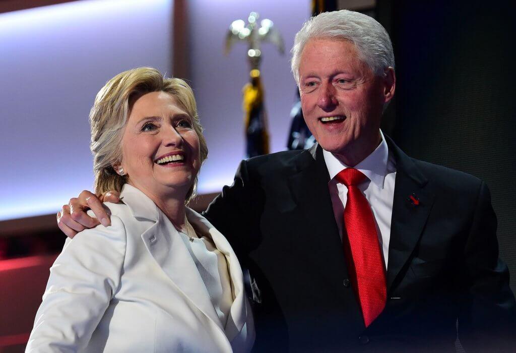 бил и хилари клинтон