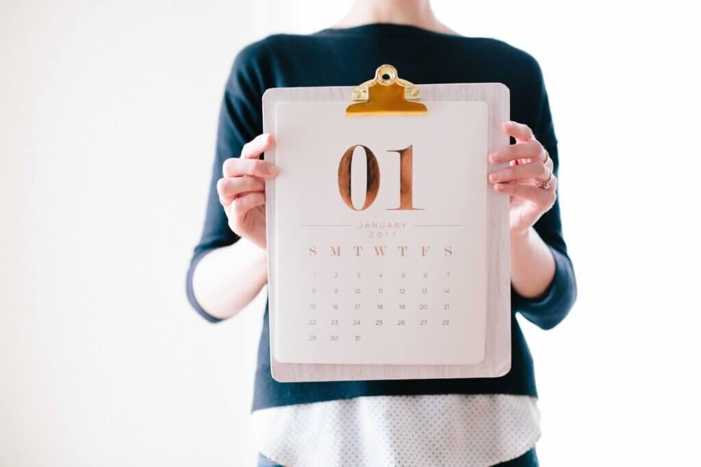 как писать и читать даты на английском