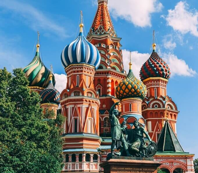 Russia topic