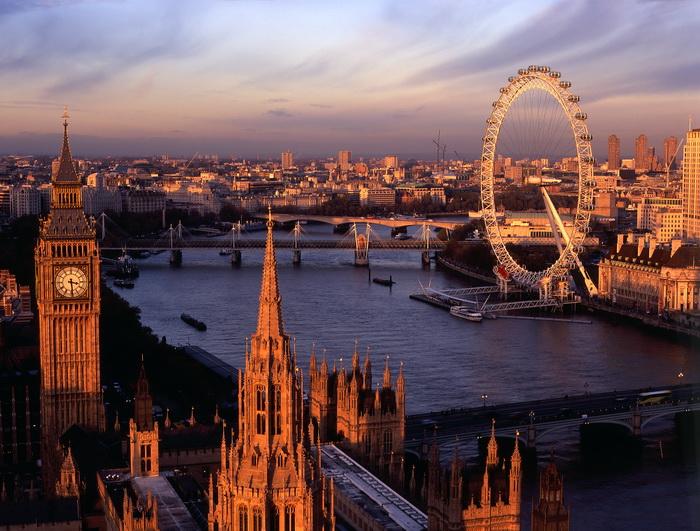 рассказ про лондон на английском